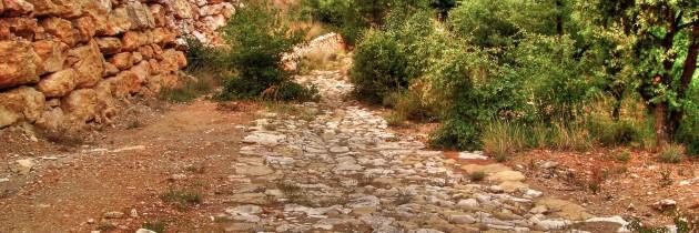 La Via Romana d'Àger. La Noguera.