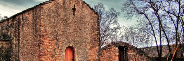Sant Bartomeu de La Vall d'Ariet