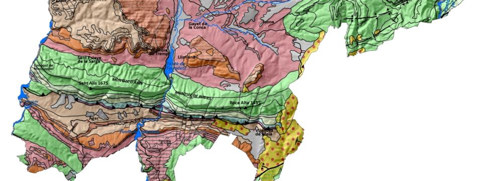 Projecte Geoparc: Conca de Tremp – Montsec
