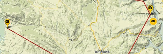 Ruta Panoràmica per l'Oest dels Aspres del Montsec