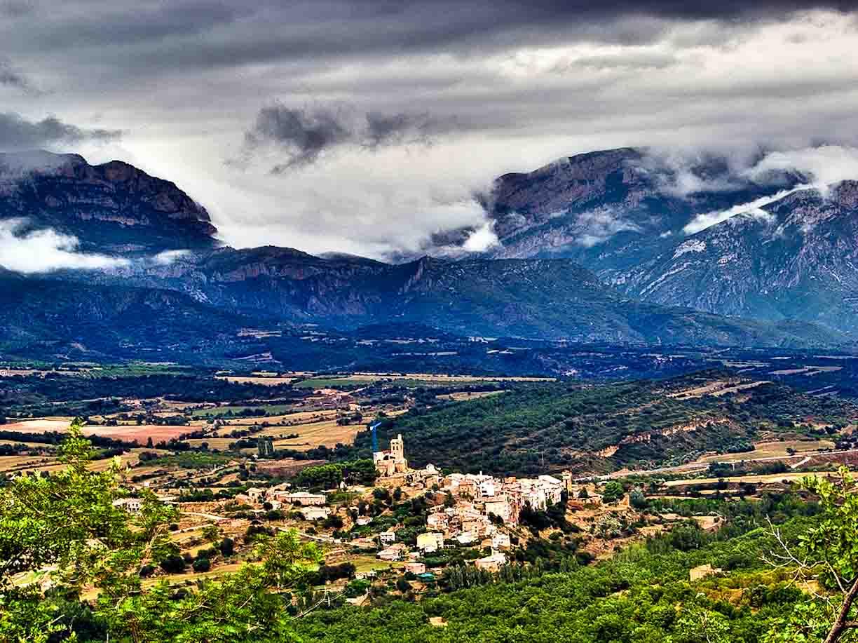 El Paisatge del Montsec
