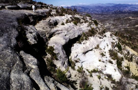 Formacions sorrenques de Mas de Faro