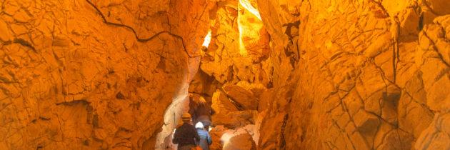 Cova Negra de Tragó. Os de Balaguer.