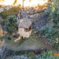 Molí Fariner del Barranc de Sant Medard, Benavarri, Ribagorça. Osca, Aragó. Montsec d'Estall.