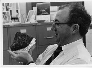 Joan Oró, reconegut científic lleidatà, impulsor del projecte del Parc Astronòmic del Montsec.