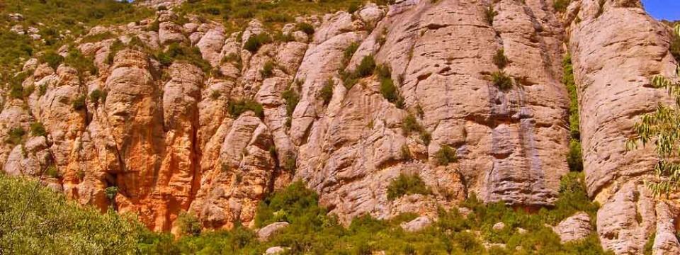 Jaciment de la Cova del Parco. Alòs de Balaguer, La Noguera