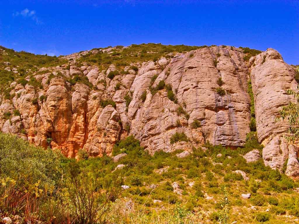 Les Roques Prenyades