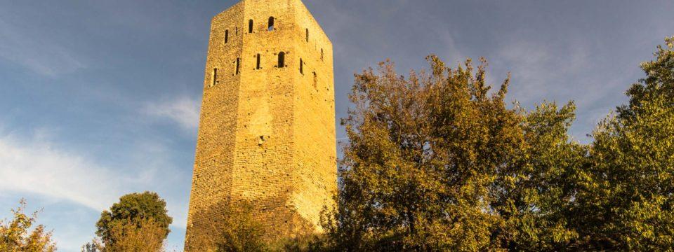 Torre de Lluçars. Tolba.