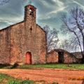 Sant Bartomeu. La Vall d'Ariet, Artesa de Segre. La Noguera, Lleida. Catalunya. Montsec de Rúbies.