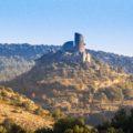 Castell de Falç. Tolba. Ribagorça d'Osca. Montsec de l'Estall.