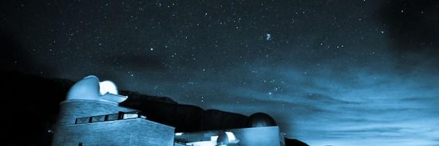 Montsec Destí Turístic Starlight.