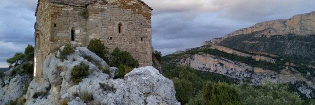 Ermita de Santa Quitèria. Montfalcó.