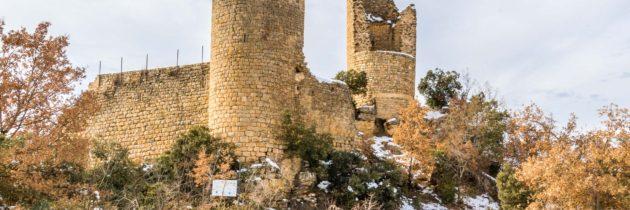 Castell de Sant Gervàs. Sant Miquel de la Vall.