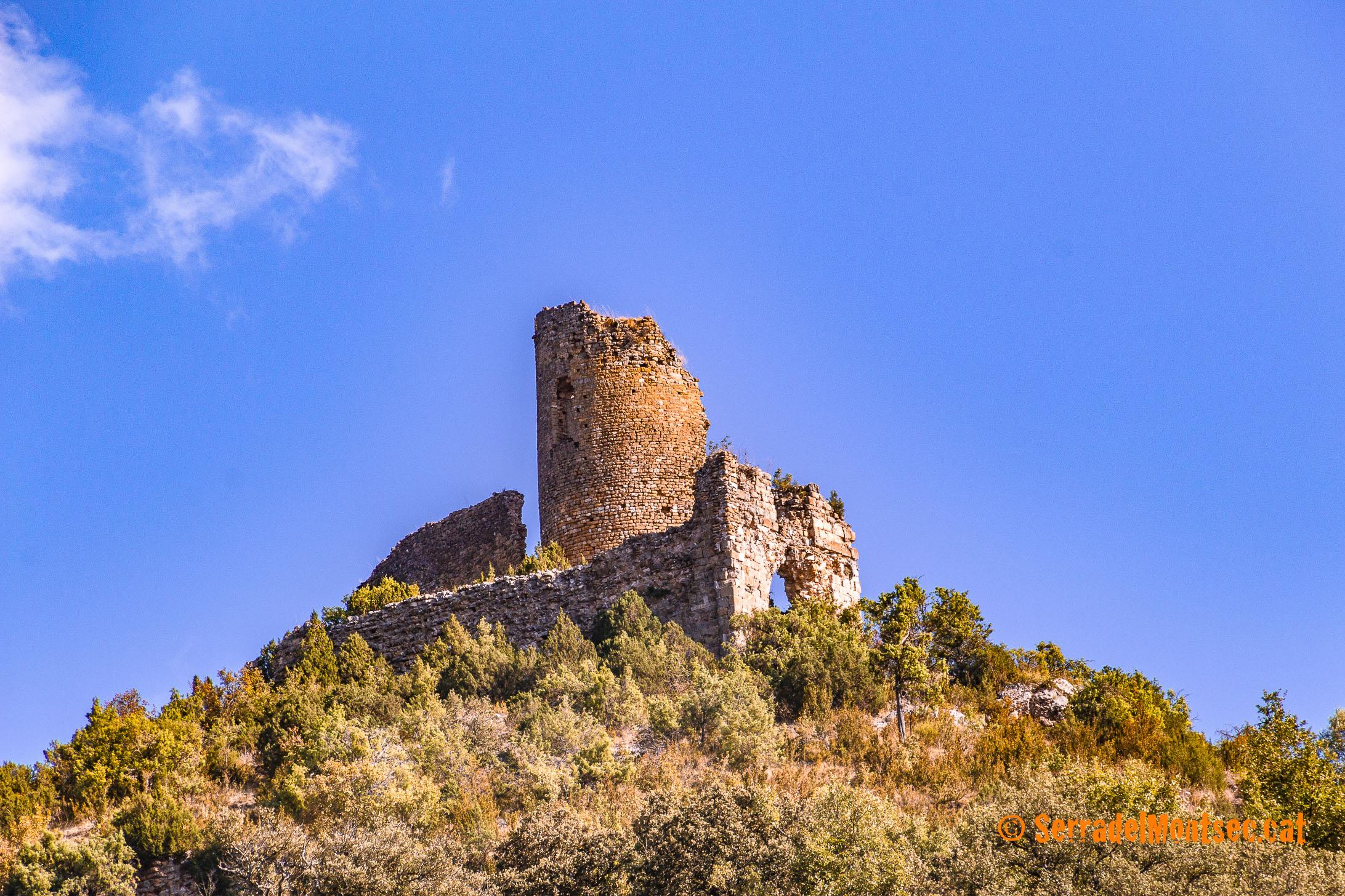 Castell de Falç. Tolba.