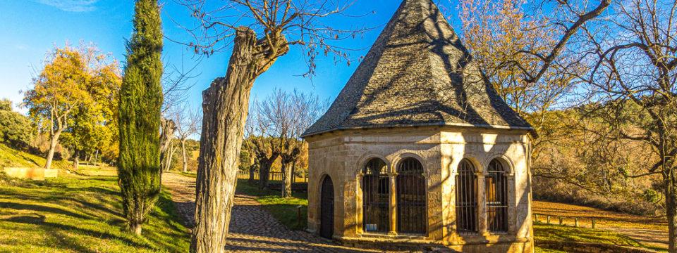 Ermita de Sant Medard. Benavarri.