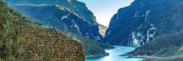 Paisatge de la Serra del Montsec