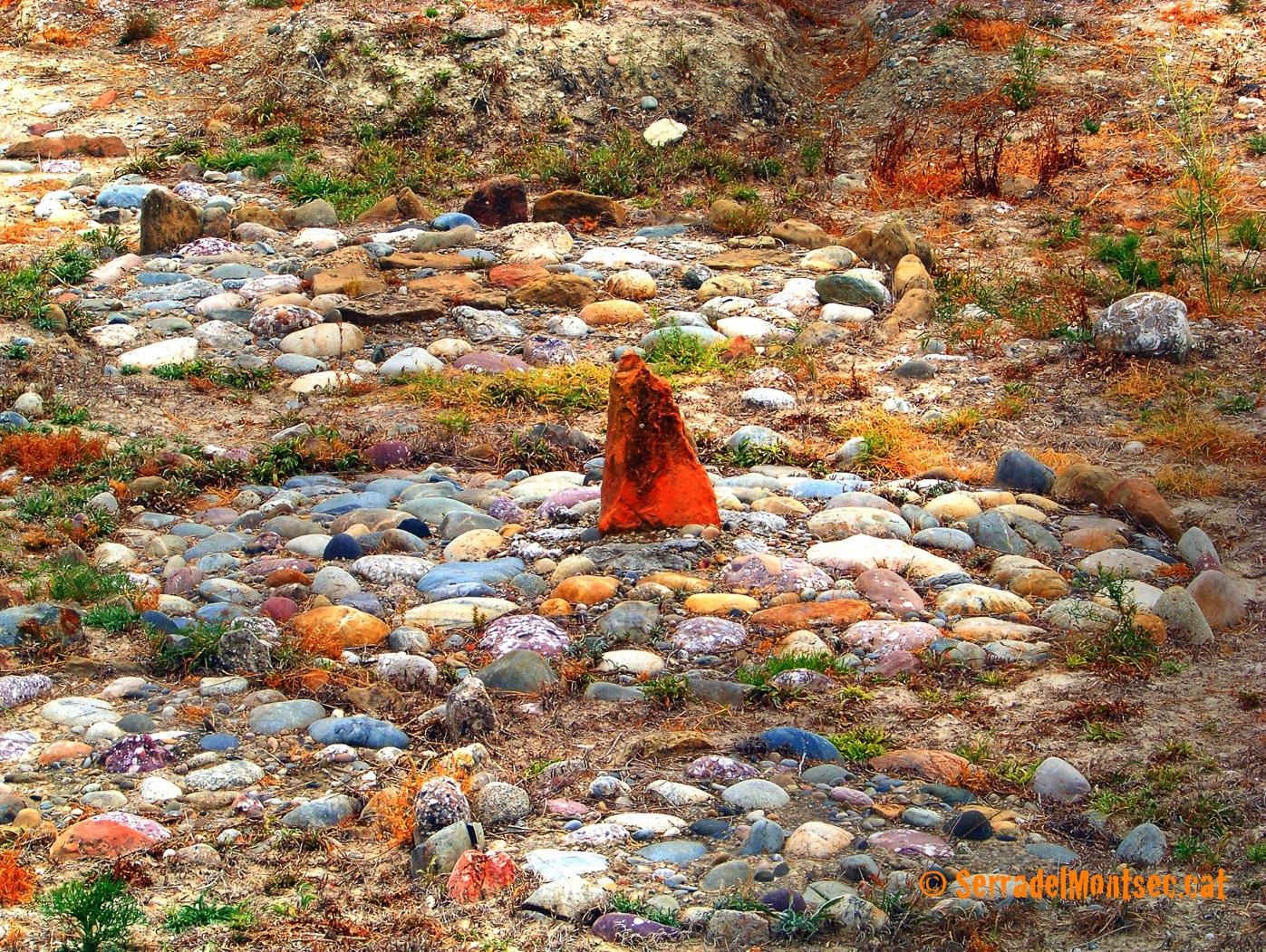 Necròpolis Tumular de la Colomina. Gerb.