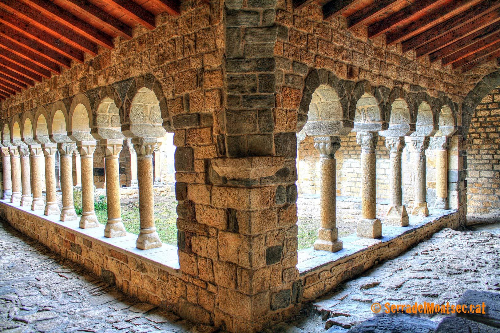 Santa Maria de Mur. Guàrdia de Tremp.