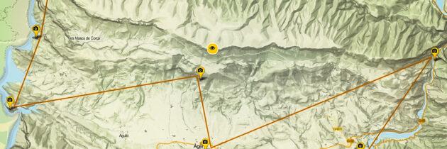 Ruta Panoràmica per la Vall d'Àger