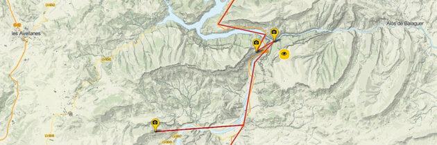 Ruta Panoràmica pels Aspres del Montsec (II)